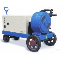 Wholesale 0.5 - 7Mpa Three Speed Model Squeeze Grout Pump For Coal Mine / Shotcrete Machine from china suppliers