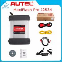 Buy cheap Autel MaxiFlash Pro J2534 ECU Programming Tool Works with Maxisys 908/908P from wholesalers
