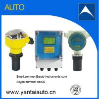 China 2015 New ultrasonic water tank level meter and level indicator Made In China on sale