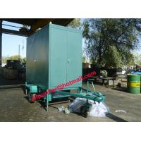 Mobile trailer Transformer Oil Treatment Plant,Oil purification,degasification,dehydration for sale