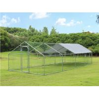 China 8Lx3Wx2H m Chicken Run Coop/ Animal Run/Chicken House/Pet House/Outdoor Exercise Cage Coop for Hen Poultry Dog Rabbit for sale