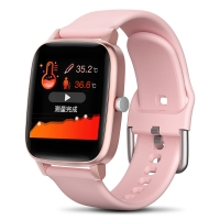 """Wholesale 1.54"""" Full Touch Color Screen RTK8762 Women Bluetooth Watch from china suppliers"""