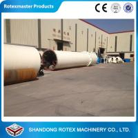Wholesale CE ISO Approved Rotary Drum Dryer Wood Chips Drying Machine ForWood Shavings from china suppliers