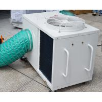 China 220V Portable Tent Cooler Air Conditioner Tent Cooling System Rated Current Input on sale