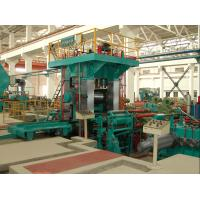 Hardened Temper Rolling Mill Four Roller For Carbon Steel High Elasticity