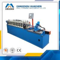 Best U Channel Light Keel Roll Forming Machine With Chain Transmission System,hydraulic cutting wholesale