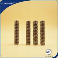 Copper Plated High Pressure Stainless Steel Weld Studs For Stud Welding Machine