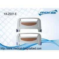 China Plastic Hospital Bed Accessories , Electric ICU Hospital Bed Headboard on sale