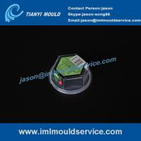 Wholesale IML thin wall mold maker, IML thin wall injection mold design,manufacturer of IML molding from china suppliers