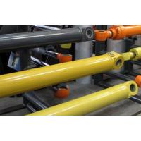 China Welded Replacement Hydraulic Cylinder For Front End Loader Steel Body on sale