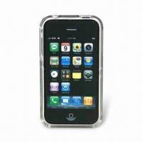 Wholesale Durable Crystal Case for iPhone 3G, Provides Strong Layer of Protection from china suppliers