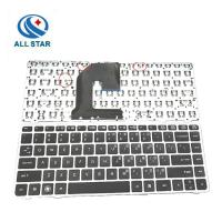 Wholesale HP US Layout Laptop Replace Keyboard 8460P 8460W 6460B 8470 8470P 8470 6470 6460 8470B from china suppliers