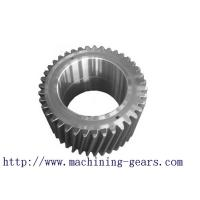 Carbon Steel Straight Custom Spur Gear Transmission Toothed Wheels