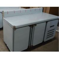 China 3 Doors Kitchen Workbench Fresh Keeping Freezer Temp 0~10℃ 60HZ for sale