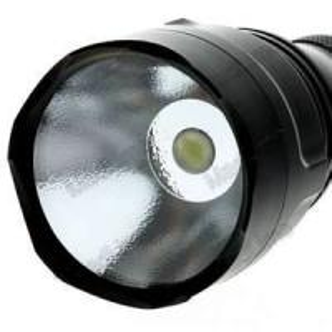 Wholesale Soft brightness Stainless steel 10Watt 700 lumens SSC P7 high powered led flashlight from china suppliers