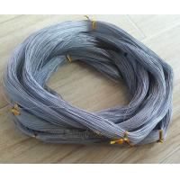 Wholesale 10skeins  connected braided single grey color  fishing line from china suppliers