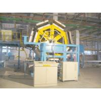 Best Household Appliance Refrigerator Automated Assembly Line Rotary Door Panel Foaming Line wholesale