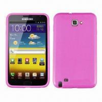 Wholesale TPU Cases for Samsung Galaxy Note, Available in Various Colors from china suppliers