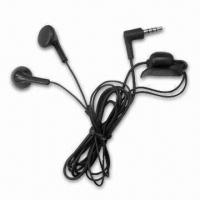 Wholesale Wired Earphones for Nokia, with 1.5m Length and 20Hz to 2MHz Frequency Response from china suppliers