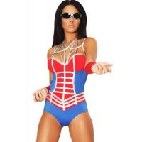 Wholesale Hero Costumes Wholesale Polyester Spandex Web of Desire Costume with size S to XXL from china suppliers