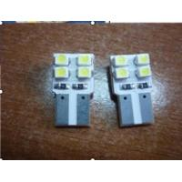 Wholesale T10 - 8 SMD car LED Headlight Bulbs with red, yellow, green, blue, white from china suppliers