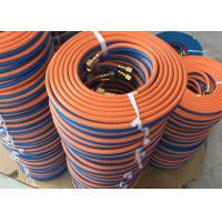 "Best ISO 3821 Grade R 1 / 4"" 50 FT Cutting Gas Welding Hose , Grade R welding gas hose wholesale"