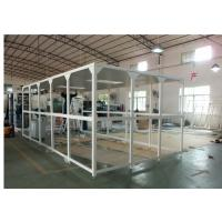 China Biological Lab Modular Softwall Clean Room Class 10000 , Hospital Pharmacy Clean Room for sale