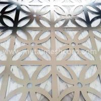 Wholesale Laser Cut Aluminum Panels from china suppliers
