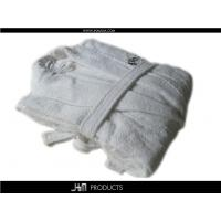 China 100% Terry Cotton Bathrobe for Hotel on sale