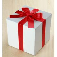 Buy cheap Custom Cardboard Paper Gift Box from wholesalers