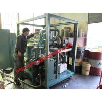 Wholesale hotsale Vacuum Transformer Oil Purifier,Super High Voltage Transformer Oil Filteration from china suppliers