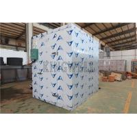 Edible Grade Cold Room Freezer With Cam Lock Customized Voltage for sale