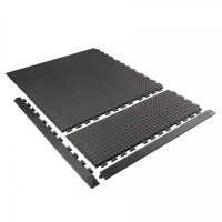Wholesale 2 Inch Anti Slip Anti Fatigue Barber Thick ESD Mat from china suppliers