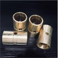 Wholesale Precision Flanged Groove Cast Bronze Bearings Spiral Inside Groove Bearings from china suppliers