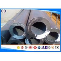 China ASTM 1330 Axle Alloy Steel Tube , QT Heat Treatment Round Steel Tubing Seamless Process on sale