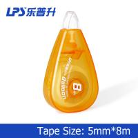 Office Decorative Correction Tape Ballon Shape Colored Correction Tape T-90214