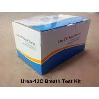 Wholesale H . Pylori Diagnostic Reagent C13 Urea Breath Test Kit with Gold Standard from china suppliers