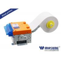 Wholesale Auto Cutter Kiosk Thermal Printer Compact Footprint 80 / 82.5 Mm Paper Width from china suppliers