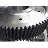 Best Carbon Steel Motorcycle Riding Gear / Large Transmission Planetary Gear wholesale