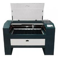 China Leather Engraving Cutting Laser Machine on sale
