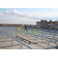 Wholesale Reliable Solar Panel Flat Roof Mounting System Easy & Fast Installation from china suppliers
