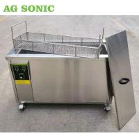 Wholesale 1500W Heating Power Ultrasonic Gun Cleaner Stainless Steel Firearms Grease Remove from china suppliers