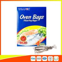 Wholesale PET Oven Cooking Bags Heat Resistant For Fish / Meat / Turkey Eco Friendly from china suppliers