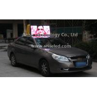 Wholesale Taxi LED banner signs/ TAXI LED Display/Taxi Roof LED Display/Taxi Roof/Top Video LED Display:P4/P5/P6 from china suppliers