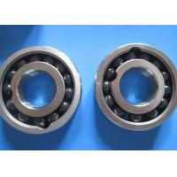 Wholesale Hybrid Construction Ceramic Ball Bearings , GCr15, AISI440C, 316, 304 For Inner & Outer Ring from china suppliers