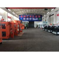 Buy cheap PLC Automatic Blow Molding Machine For HDPE Material Multilayers Plastic Bottle / Jerry Can from wholesalers