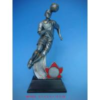 Wholesale polyresin figurines,resin figurines,soccer player figurine from china suppliers