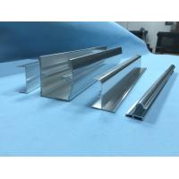 Wholesale Decorative Silver Polishing Aluminium Shower Profiles ISO9001 SGS Certificated from china suppliers
