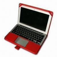 Wholesale Laptop Case for Macbook Air, Made of Leather Material, OEM Orders Welcomed from china suppliers