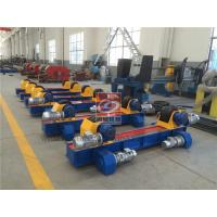 PU Roller Welding Rotator 10T Conventional Bolt Tank Turning Roll